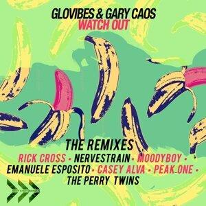 GloVibes, Gary Caos 歌手頭像