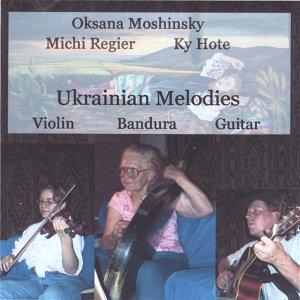 Oksana Moshinsky, Michi Regier, Ky Hote 歌手頭像