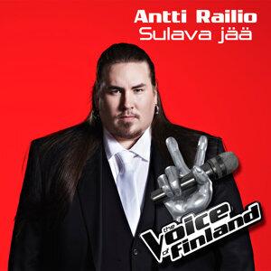 Antti Railio 歌手頭像