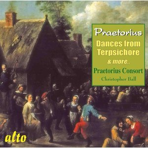 The Praetorius Consort & Christopher Ball 歌手頭像