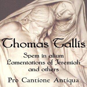 Pro Cantione Antiqua & Mark Brown 歌手頭像