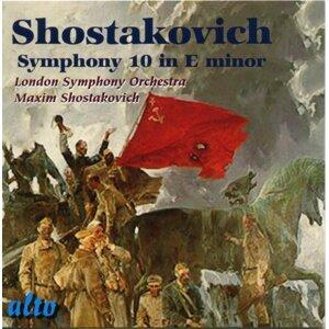 London Symphony Orchestra & Maxim Shostakovich 歌手頭像