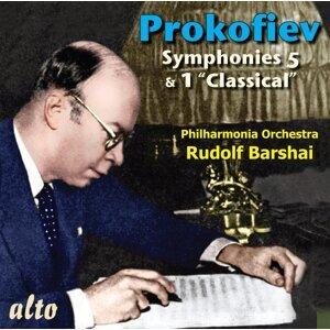 The Philharmonia & Rudolf Barshai 歌手頭像