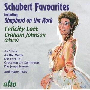 Dame Felicity Lott, Graham Johnson 歌手頭像