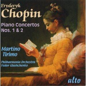 Martino Tirimo, Piano, Philharmonia Orchestra, Conductor Fedor Glushchenko 歌手頭像