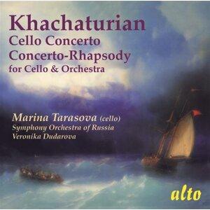 Marina Tarasova, Symphony Orchestra of Russia & Veronika Dudarova 歌手頭像