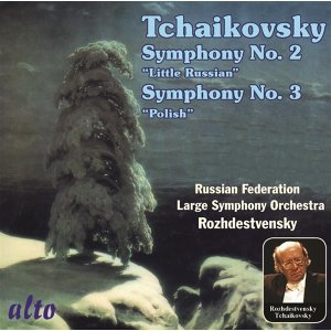 Large Symphony Orchestra of the Ministry of Culture, Russian Federation & Gennadi Rozhdestvensky 歌手頭像