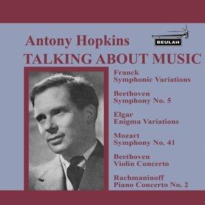 Antony Hopkins 歌手頭像
