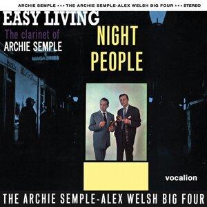 Archie Semple, Alex Welsh 歌手頭像