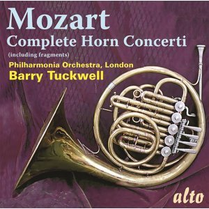 Barry Tuckwell & Philharmonia Orchestra 歌手頭像