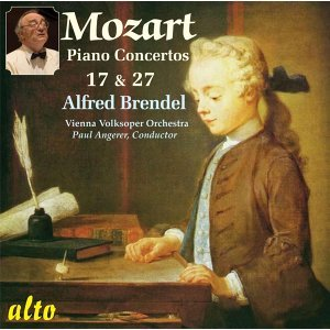 Alfred Brendel, Vienna Volksoper Orchestra & Paul Angerer 歌手頭像