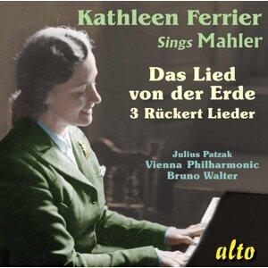 Kathleen Ferrier, Julius Patzak, Vienna Philharmonic Orchestra & Bruno Walter 歌手頭像