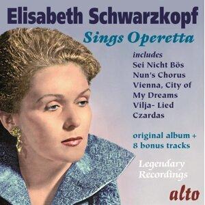Elisabeth Schwarzkopf, Orchestra Philharmonia & Otto Ackermann 歌手頭像
