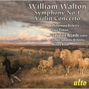 Philharmonia Orchestra, Louis Frémaux, Salvatore Accardo, London Symphony Orchestra & Richard Hickox 歌手頭像