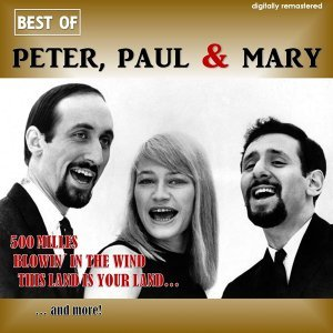 Peter, Paul & Mary 歌手頭像