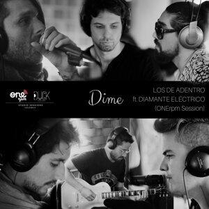 Los De Adentro Feat. Diamante Eléctrico 歌手頭像