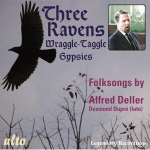 Alfred Deller & Desmond Dupré 歌手頭像