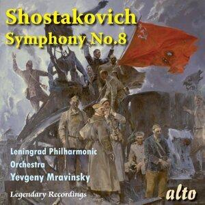 Leningrad Philharmonic Orchestra & Yevgeny Mravinsky 歌手頭像