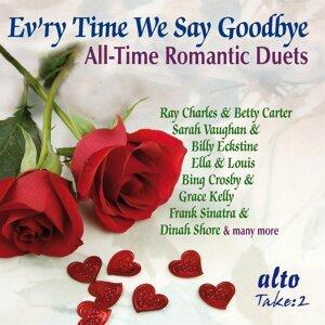 Ray Charles, Betty Carter, Ella Fitzgerald, Louis Armstrong, Dinah Shore & Frank Sinatra 歌手頭像