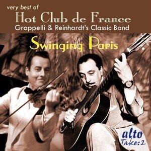Django Reinhardt, Stephane Grappelli & Hot Club de France 歌手頭像