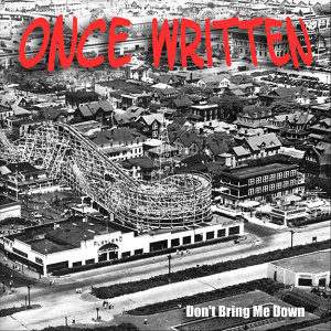 Once Written 歌手頭像