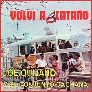 Joe Quijano, El Conjunto Cachana 歌手頭像