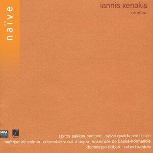 Spiros Sakkas, Sylvio Gualda, Dominique Debart 歌手頭像