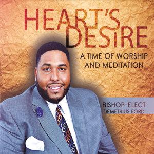 Bishop Elect Demetrius Ford 歌手頭像