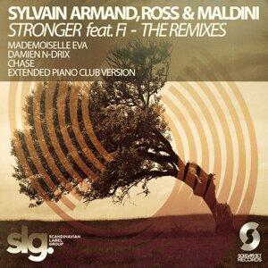 Sylvain Armand, Ross & Maldini 歌手頭像