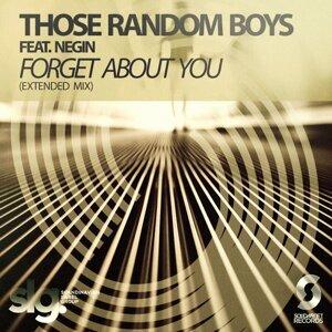 Those Random Boys feat. Negin 歌手頭像