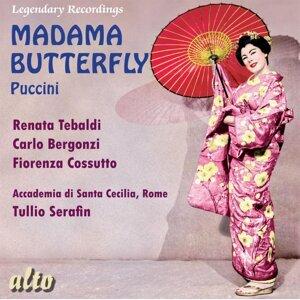 Renata Tebaldi, Carlo Bergonzi, Fiorenza Cossotto & Tullio Serafin 歌手頭像