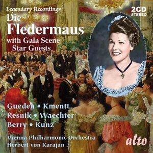 Hilde Gueden, Waldemar Kmentt, Vienna Philharmonic & Herbert von Karajan 歌手頭像