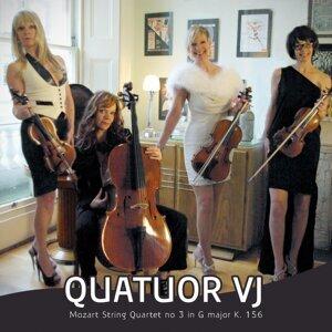 Quatuor VJ 歌手頭像