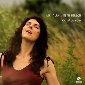Mr. Alfa, Beth Hirsch 歌手頭像