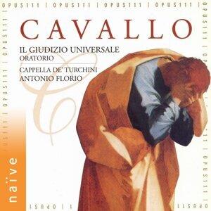 Antonio Florio, Cappella de'Turchini 歌手頭像
