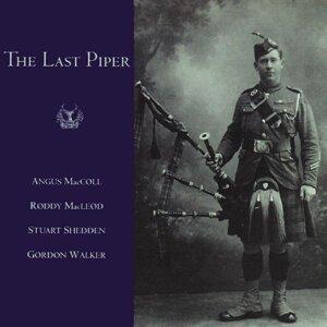 Angus McColl, Roddy McLeod, Stuart Shedden, Gordon Walker 歌手頭像