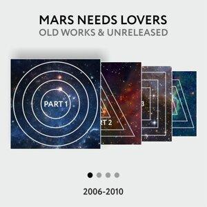 Mars Needs Lovers, Ange 歌手頭像