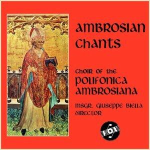 Polifonica Ambrosiana & Msgr. Giuseppe Biella 歌手頭像