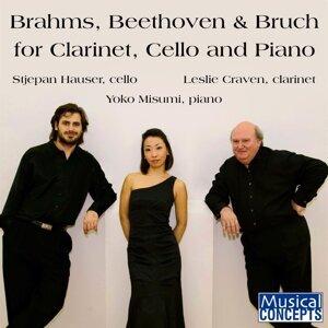 Leslie Craven, Stjepan Hauser & Yoko Misumi 歌手頭像