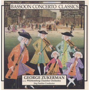 George Zukerman and the Wurttemberg Chamber Orchestra 歌手頭像