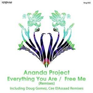 Ananda Project 歌手頭像