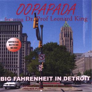 Oopapada featuring Dr. Prof. Leonard King 歌手頭像
