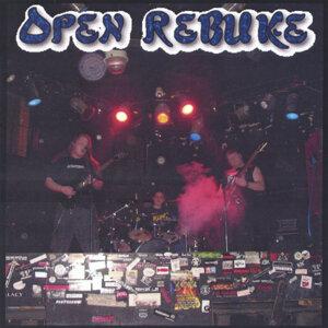 Open Rebuke 歌手頭像