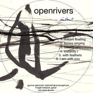 openrivers 歌手頭像