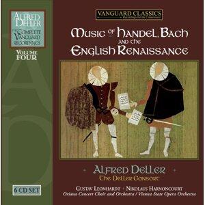 Alfred Deller: Deller Consort, Gustav Leonhardt, Nikolaus Harnoncourt 歌手頭像