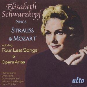 Elisabeth Schwarzkopf; Philharmonia Orchestra; Herbert von Karajan 歌手頭像