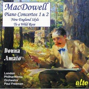 Sonna Amato (piano); London Philharmonic Orchestra; Paul Freeman 歌手頭像