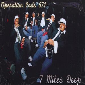 Operation Code 671 歌手頭像