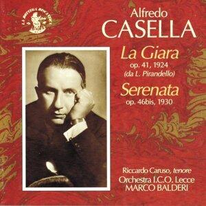 Riccardo Caruso, Marco Balderi, Orchestra I.C.O. Lecce 歌手頭像
