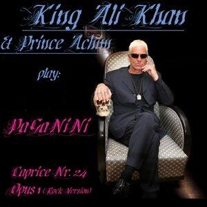 King Ali, Prince Achim 歌手頭像